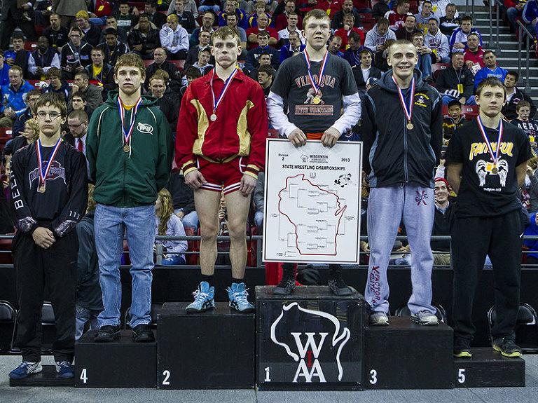 winchel-podium